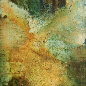 Quolls Kellerladen Bild in Acryl Lin-Art Heike Hlinski Austellung 02